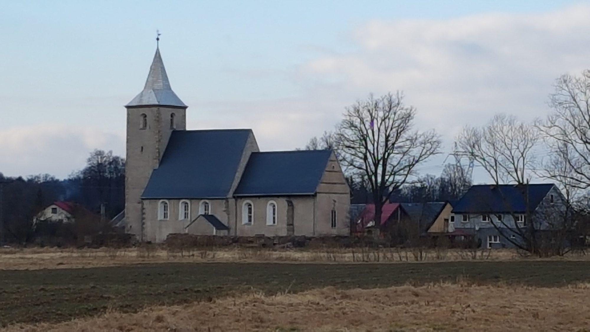 Kościół Parafialny pw. Wniebowzięcia NMP w Wojanowie